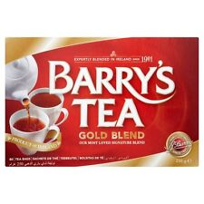 Barrys Gold Tea 80 Teabags, Delivered in 3-4 business days , exp 12/2018