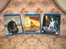 Blu-Ray Film Bundle X3 = Blitz + Red Cliff + Woochi