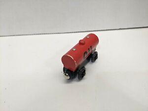 Thomas & Friends Wooden Railway Oil TANKER Train Engine Car GUC
