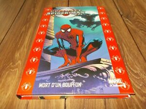 ULTIMATE SPIDER-MAN TOME 10 MORT D'UN BOUFFON MARVEL DELUXE  / BE