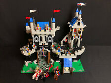 Lego 6090 Castle → Royal Knight's Castle Ritter Ritterburg komplett complete