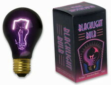 75 Watt Halloween Party Incandescent Black 120V Light Bulb Black Fit All Sockets