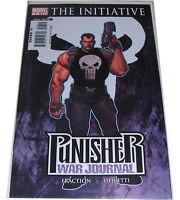 PUNISHER WAR JOURNAL #7 The Initiative 1st Printing Marvel Comic Book 2006