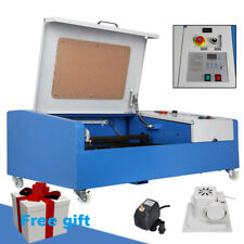 Upgraded 40W USB CO2 Laser Engraving Cutting Machine Engraver Cutter 300x200mm