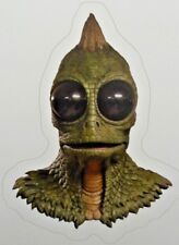 Land Of The Lost Sleestak Sticker/ Decal Reptilian SCI FI Classic T.V.