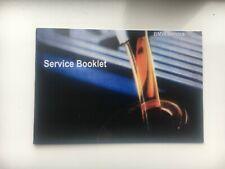Errore di stampa originali Land Rover Servizio Libro Di Storia LRL0178ENG