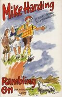 Rambling On by Mike Harding Paperback Book The Fast Free Shipping