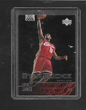 2003-04 Upper Deck - LeBRON JAMES - Rookie Card #301 - CLEVELAND CAVALIERS