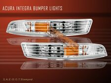 94 95 96 97 ACURA INTEGRA CLEAR SIGNAL BUMPER LIGHTS