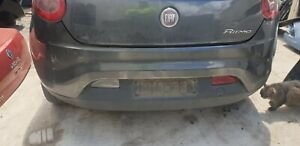 FIAT RITMO REAR BUMPER ,1.9L TURBO DIESEL , 02/08-12/09 , GREY 284