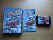 TURBO OUTRUN Out Run Mega Drive Sega Import Japan Game
