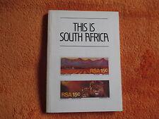 This is South Africa von Ainslie, Alain, englische Ausgabe, Südafrika TB 1987