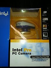 Intel Pro PC Camera import video from your VCR Windows 98/ME