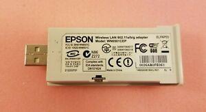 Epson #WN6501CEP ELPAP03 Wireless Lan 802.11a/b/g Adapter WPA2 for Powerlight