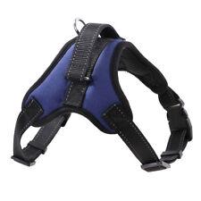 Reflective Collar Soft Vest No-Pull Dog Pet Adjustable Harness Control S-XL