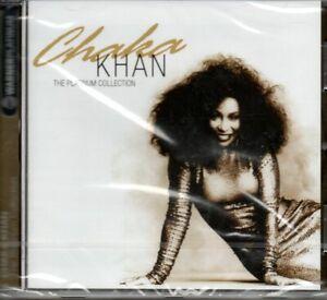 Chaka Khan - Platinum Collection - 14 track CD Compilation - 2006 - NEW SEALED