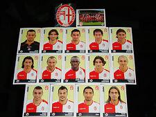 FIGURINE CALCIATORI PANINI 2006-07 SQUADRA RIMINI CALCIO FOOTBALL ALBUM
