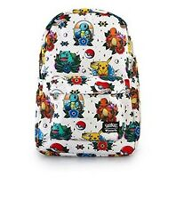 NWT Loungefly Pokemon Tattoo All Over Print Backpack