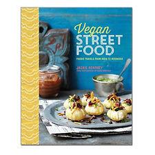 Jackie Kearney Vegan Street Food Foodie travels from India to Indonesia NEW [HB]