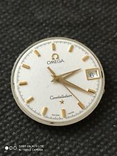 Vintage Omega Constellation 1532 quartz movement with dial . Working good