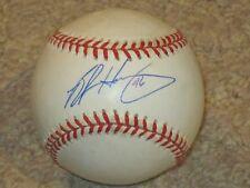 Bobby Howry Autographed Baseball JSA Auc Certified