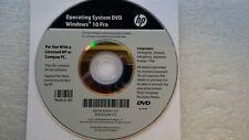 HP System Recovery DVD - Windows 10 - 64-bit