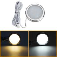 Interior Spot Light 12V 21 LED Cabinet Lighting For Camper Boat Trailer Van RV