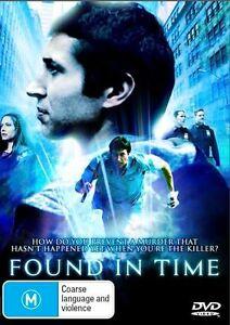 Found In Time (DVD, 2015) Australian stock