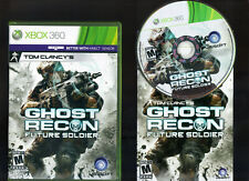 TOM CLANCY'S GHOST RECON FUTURE SOLDIER. GREAT SHOOTER/ACTION GAME FOR XBOX 360!