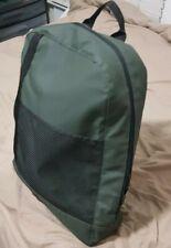 HUGO BOSS Messenger Bag Olive Green Cross Body One Strap Backpack NICE!!!