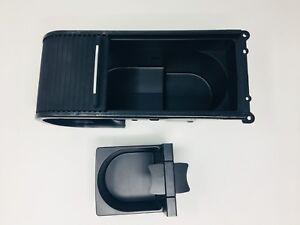 2008-2018 Subaru Impreza STi Center Console Cup Holder & Insert Divider Kit Oem