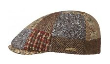 Stetson Patchwork Wool Duckbill Cabby Cabbie Paperboy L Ivy Driver Large 7 3/8