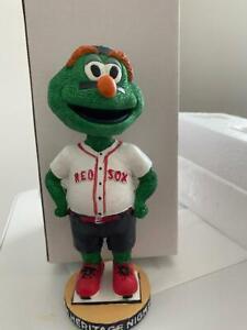 Boston Red Sox WALLY  Bobblehead Jewish Heritage Yamaka Night SGA New in box