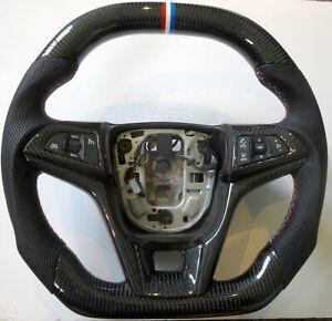 2015  Camaro SS  Ferrari Style Real Carbon Fiber Steering Wheel