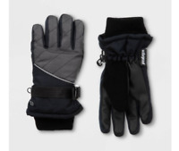 C9 Champion Boys Unisex Ski Gloves Waterproof Thinsulate Size 8/16