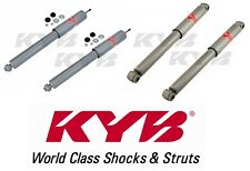 For Dodge Dart Plymouth Duster Scamp Fury Barracuda Front & Rear Shocks Susp Kit