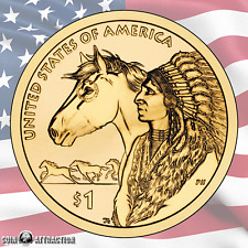 2012 D Sacagawea Native American - American Indian $1 Coin (Uncirculated)