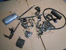 Kawasaki KZ440 KZ 440 LTD 440LTD 1981 misc parts lot bolts screws motor mounts