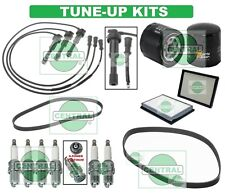 TUNE UP KITS for 02-05 SEDONA: SPARK PLUGS, WIRE SET, BELTS; AIR & OIL FILTER