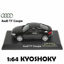 Black Kyosho 1:64 AUDI TT Coupe Diecast Model Car Mint 1/64 2007 limited edition
