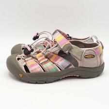 Keen Youth Big Kid Newport Waterproof River Sport Sandals Shoes Rainbow Size 2