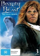 Beauty And The Beast : Season 3 (DVD, 2010, 3-Disc Set)