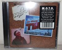 CD M.O.T.O. - NO SLEEP 'TIL TURKU - NUOVO NEW
