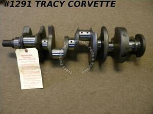 1962-1967 Chevy 327 3782680 Forged Small Journal Crankshaft Fresh Grind.020/.020