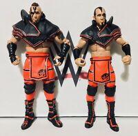 WWE THE ASCENSION KONNOR & VIKTOR WRESTLING FIGURES ELITE SERIES 47B MATTEL 2016