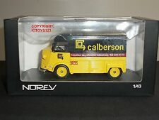 NOREV 154556 CITROEN HY CALBERSON DIECAST MODEL DELIVERY VAN TRUCK