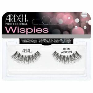 Ardell Demi Wispies Black False Eyelashes - Premium Quality Fake Lashes!