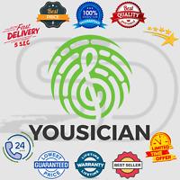 Yousician Premium Plus Subscription Account 🎵 Lifetime Warranty 5sec Delivery