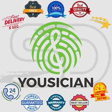 Yousician Premium Plus Subscription Account 🎵 Lifetime Warranty 5sec Delivery