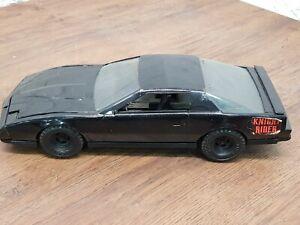 "Vintage KITT Knight Rider Ertl 1982 Large Metal Toy car 12"" long  A-team Airwolf"